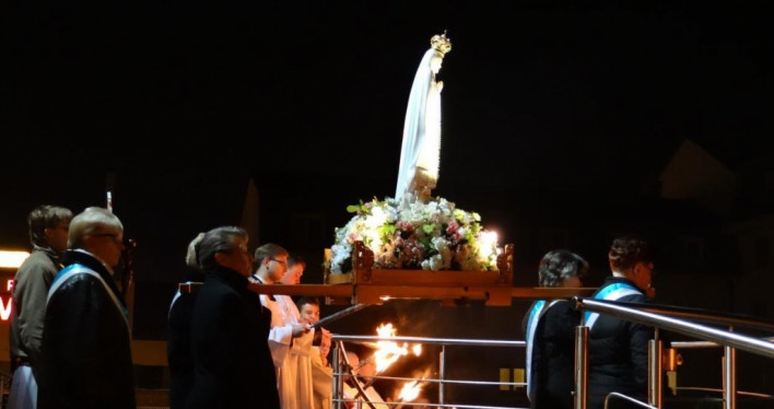 Inauguracja Roku Maryjnego w Archidiecezji