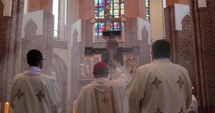 Uroczystość Matki Kościoła 2018 w szczecińskiej katedrze