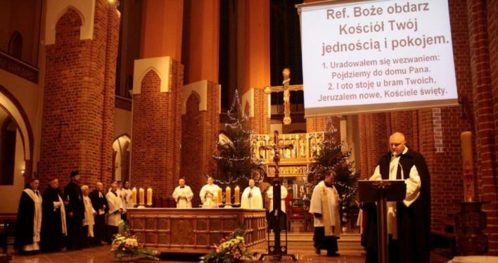 Zakończenie Tygodnia Modlitw o Jedność Chrześcijan 2017